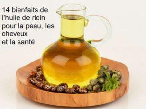 14 bienfaits de l'huile de ricin pour la peau, les cheveux et la santé