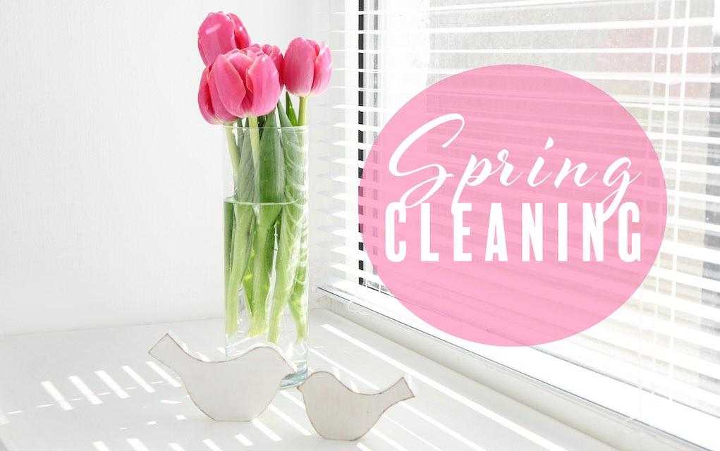 Nettoyage de printemps naturellement