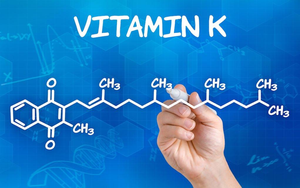 Vitamine K-Fonction, Carence et Sources