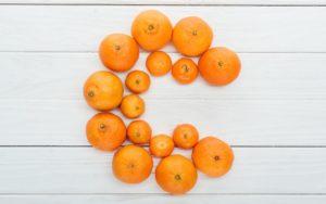 La roche d'avantages de santé de vitamine C