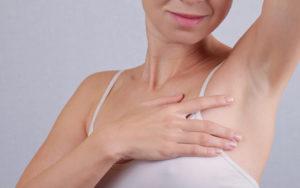 underarm deodorant