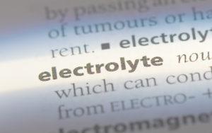 Les électrolytes, que devez-vous savoir?