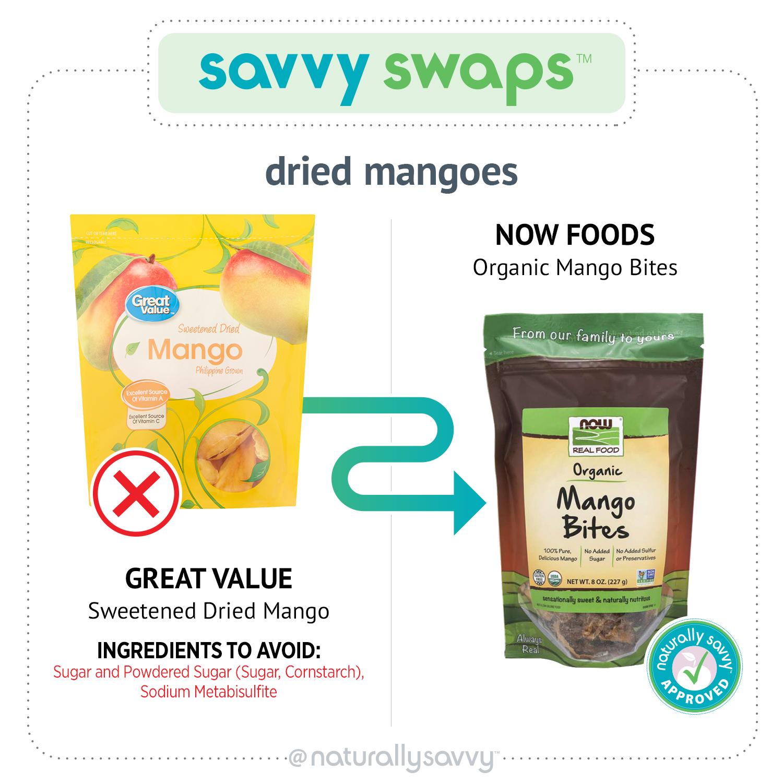 Mangue séchée Swvy Swap