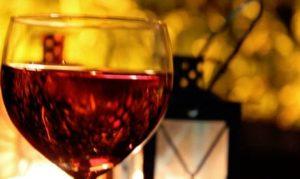 Hou la la! Le vin rouge est vraiment bon pour moi