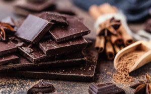 Le chocolat améliore la toux: une véritable étude