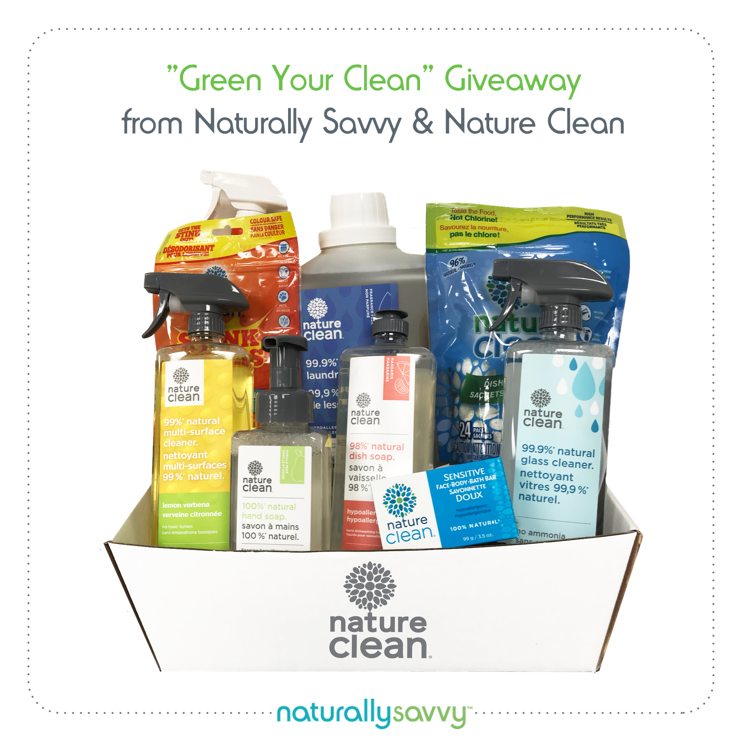 Nature Clean Giveaway
