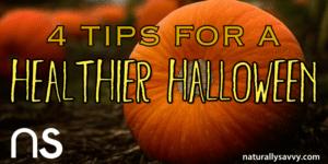 4 conseils pour un Halloween plus sain