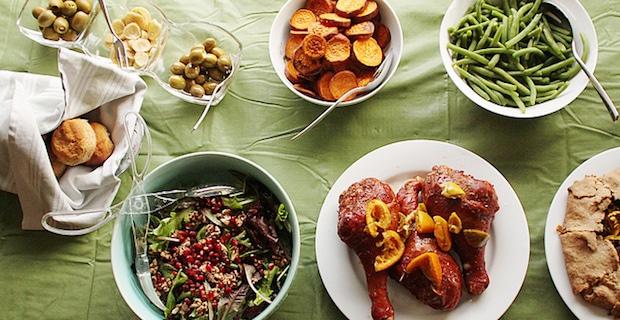 8 conseils faciles pour un dîner de Thanksgiving plus sain
