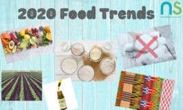 Les 11 tendances alimentaires les plus chaudes pour 2020
