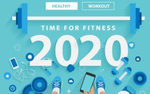 9 plus grandes tendances de fitness pour 2020