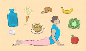 9 façons de remédier naturellement au SPM
